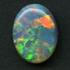 LIGHTNING RIDGE BLACK OPAL 12X9 2.95CT