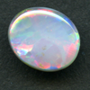 LIGHTNING RIDGE BLACK OPAL 8.5X7.0 1.13CT