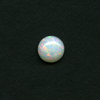 WHITE OPAL 6.7MM - 0.81CT