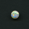 WHITE OPAL 7.10MM -1.05CT