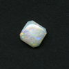 WHITE SQUARE OPAL 8.3MM 1.54CT