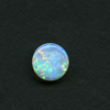 WHITE OPAL 8.5MM - 0.77CT