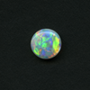 WHITE OPAL 8.5MM - 0.99CT