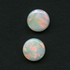 WHITE OPAL 8MM - 2.5CT