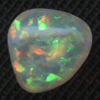 WHITE FREEFORM .55CT MINTABIE OPAL